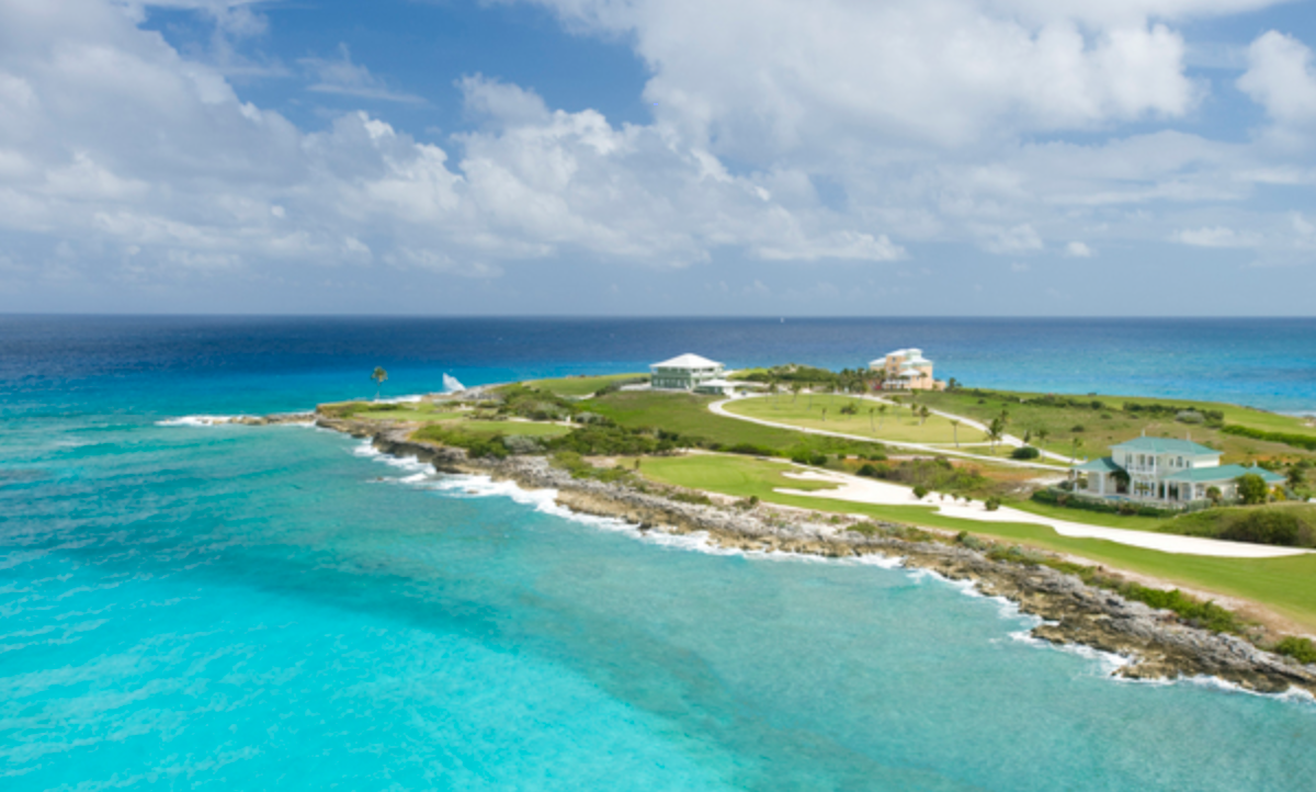 Sandals Golf Coure