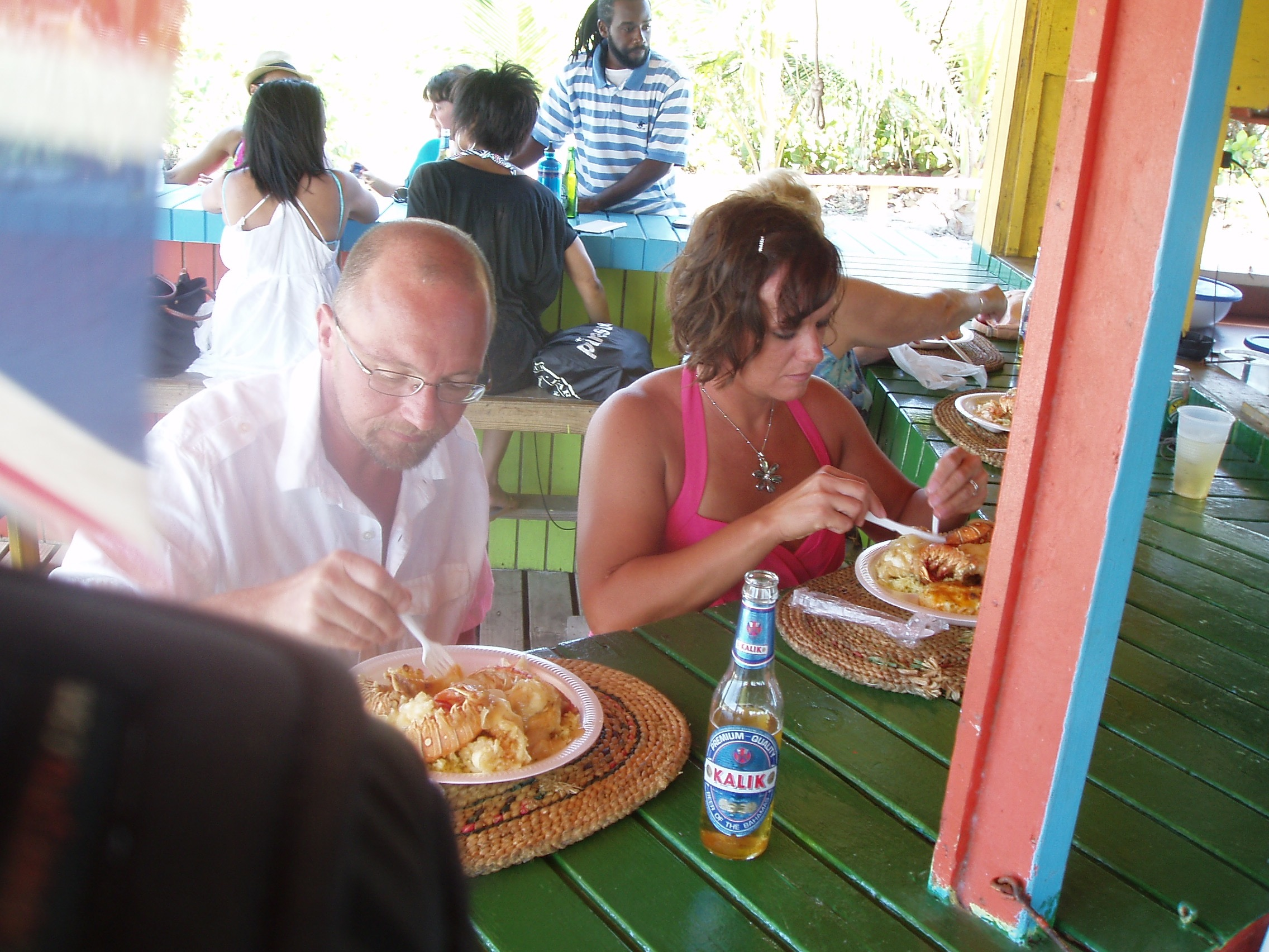 Best Lobster Meal in Exuma