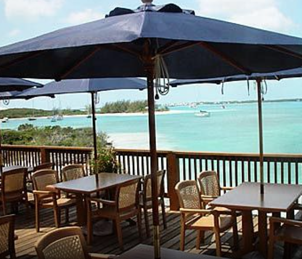 The Best Burgers in Exuma