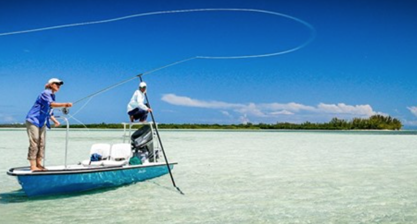 Bonefishing Exuma