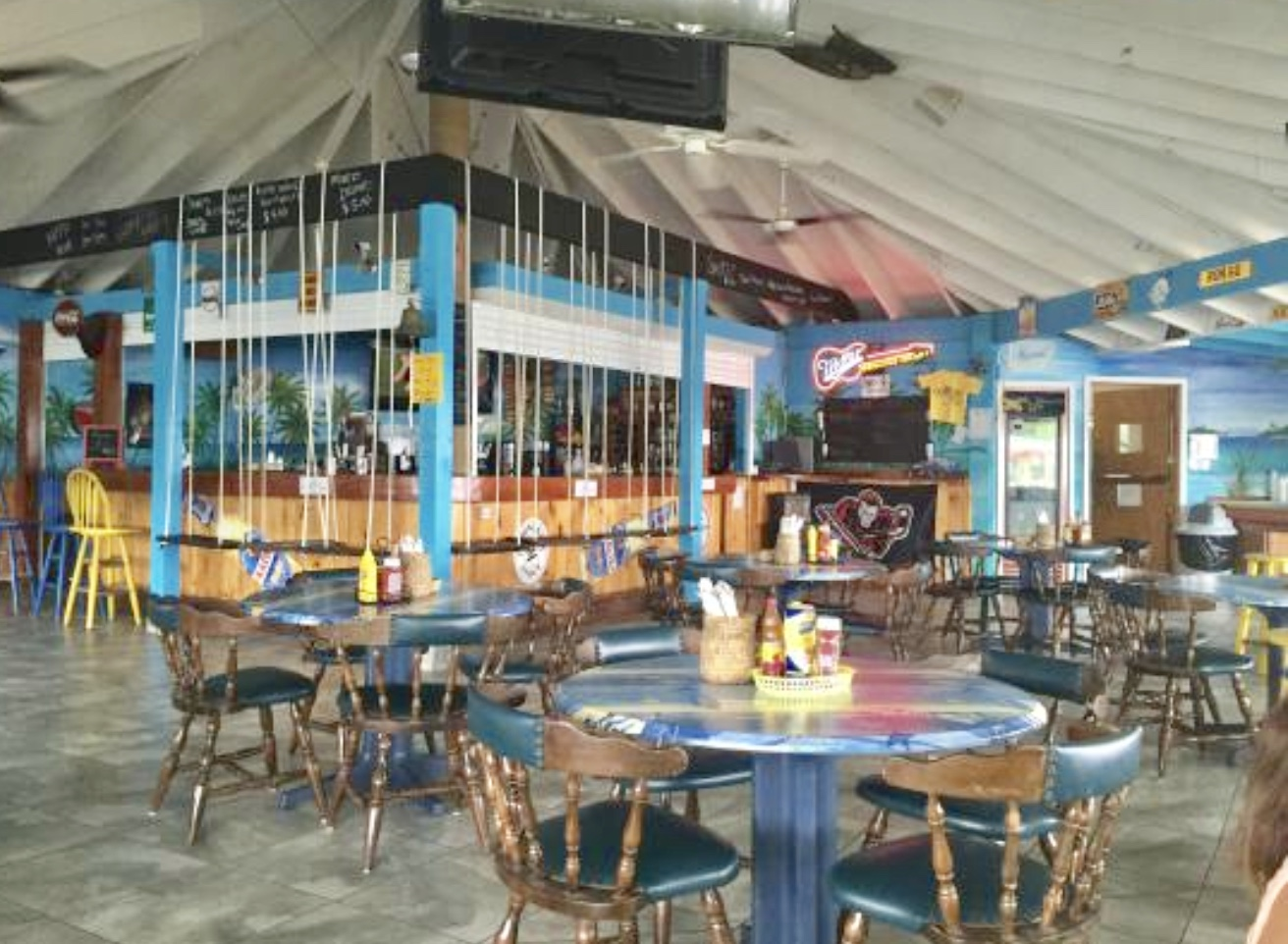 Splash Restaurant Exuma