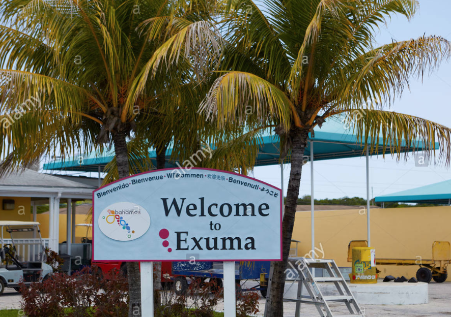 Welcome to Exuma