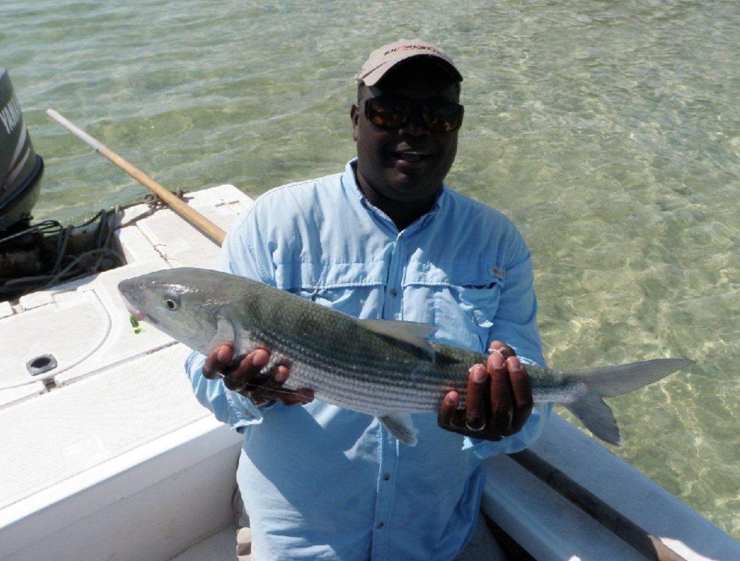bonefish Stevie Exuma
