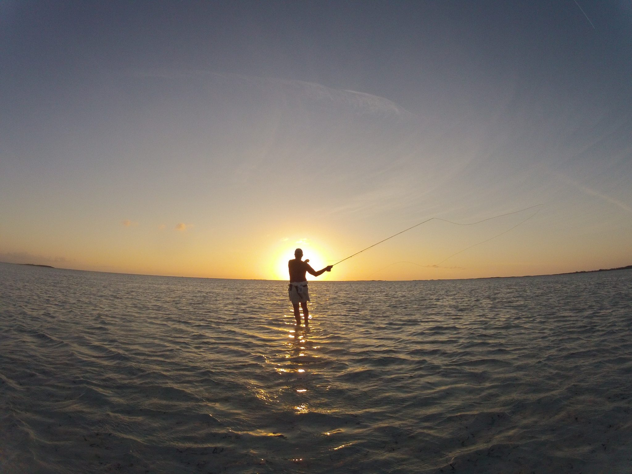 bonefishing in Exuma