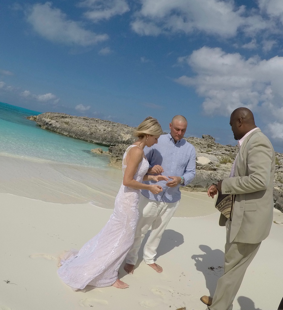 Wedding Pretty Molly Bay Exuma