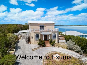 welcome to Harbour View in Exuma
