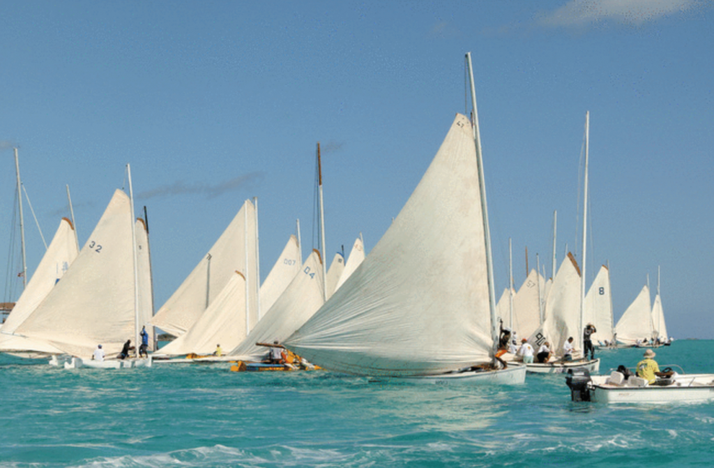 Sailing Regatta Exuma